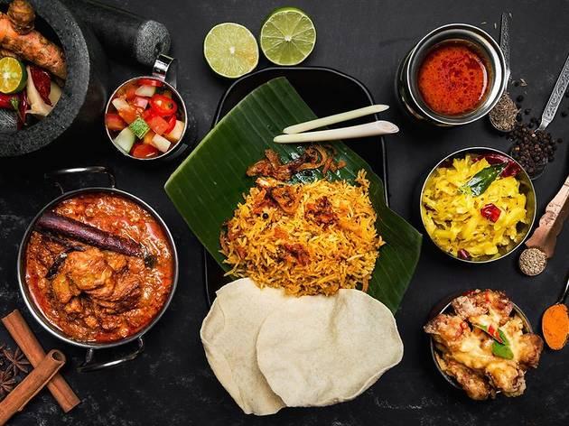 Chop Chop Briyani and Meats