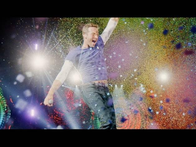 Concierto de Coldplay