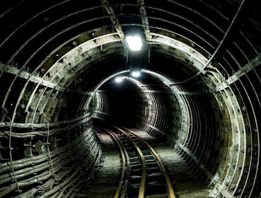 Take a trip on London's Underground Mail Rail