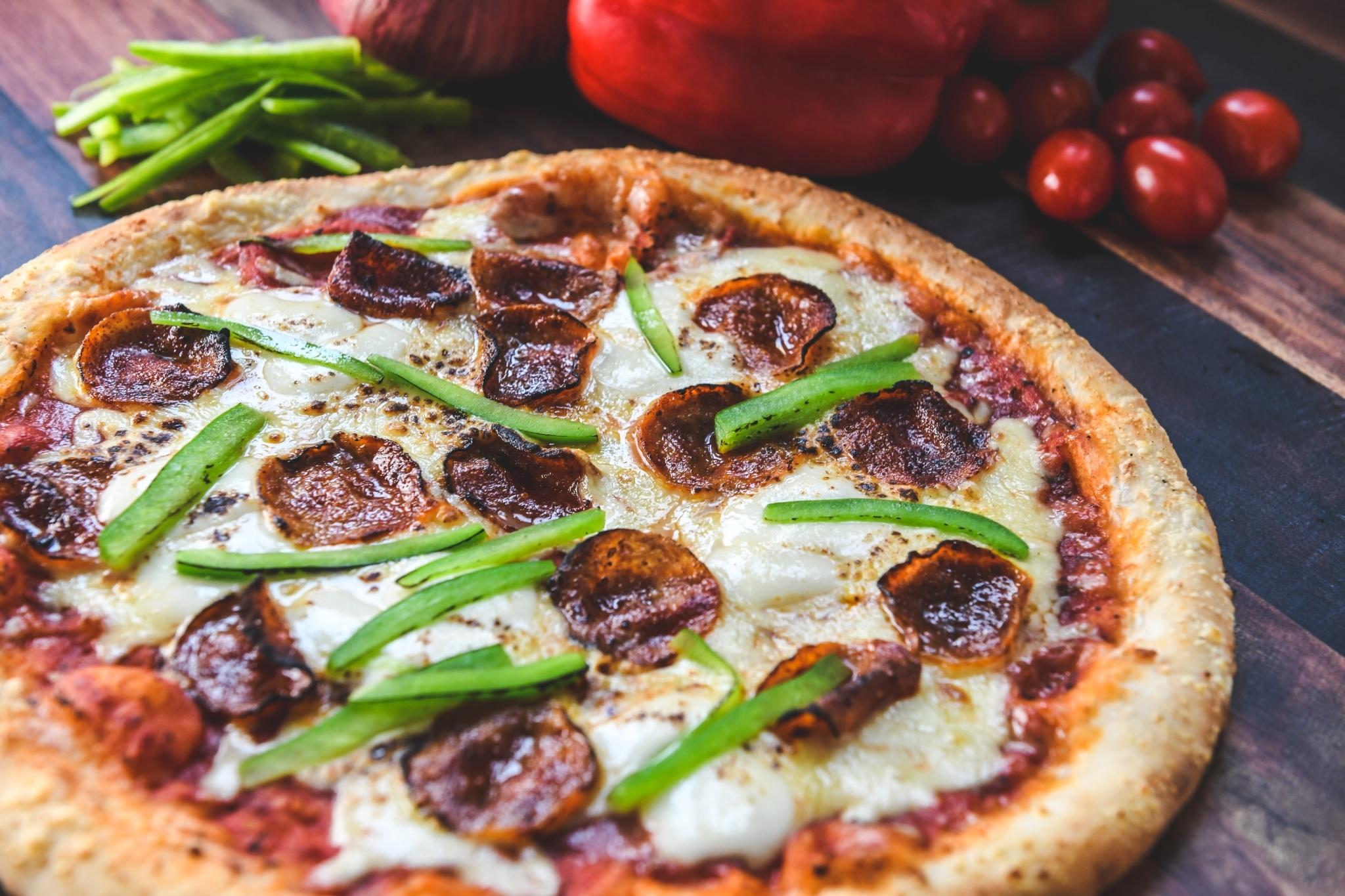 Southside Pizza Co. pizza