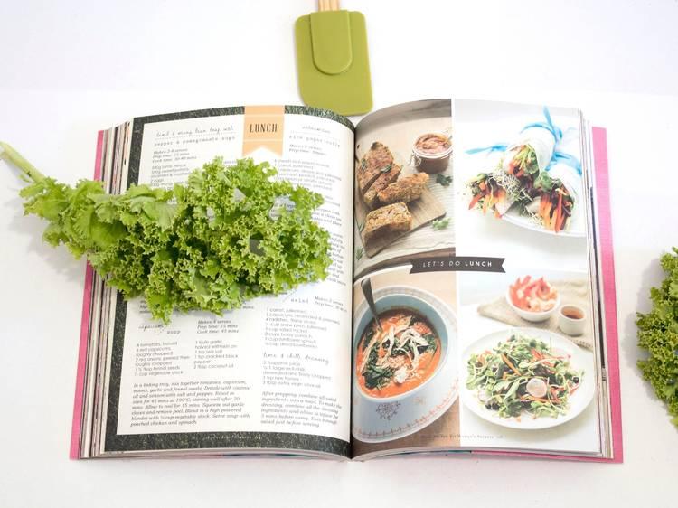 Sete livros de cozinha para se tornar o mestre da culinária