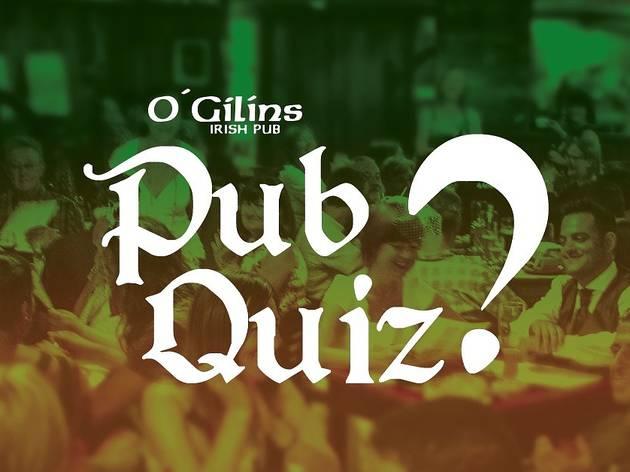 Pub Quiz O'Gilins