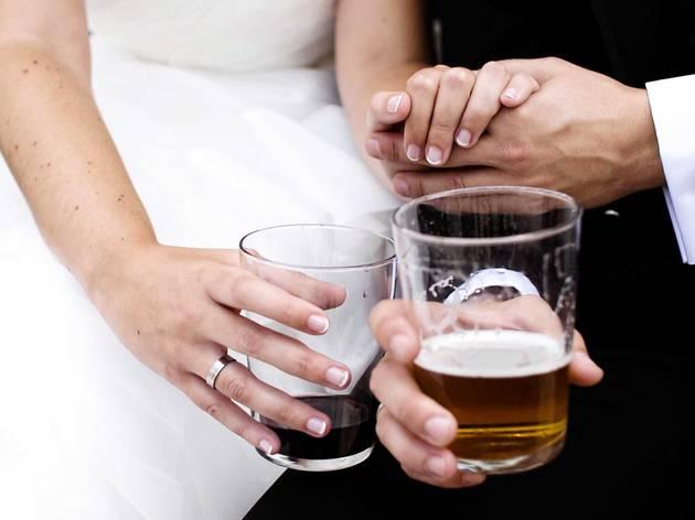 Wedding beers