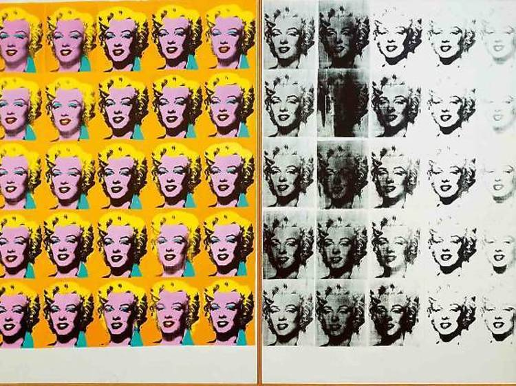 Plonger dans l'univers d'Andy Warholen bourlinguant à la Tate Modern