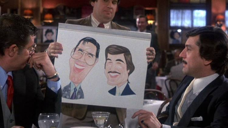 Filme, Cinema, O Rei da Comédia (1982)