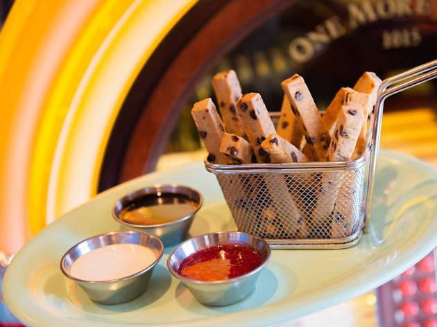 Disney World Cookie Fries