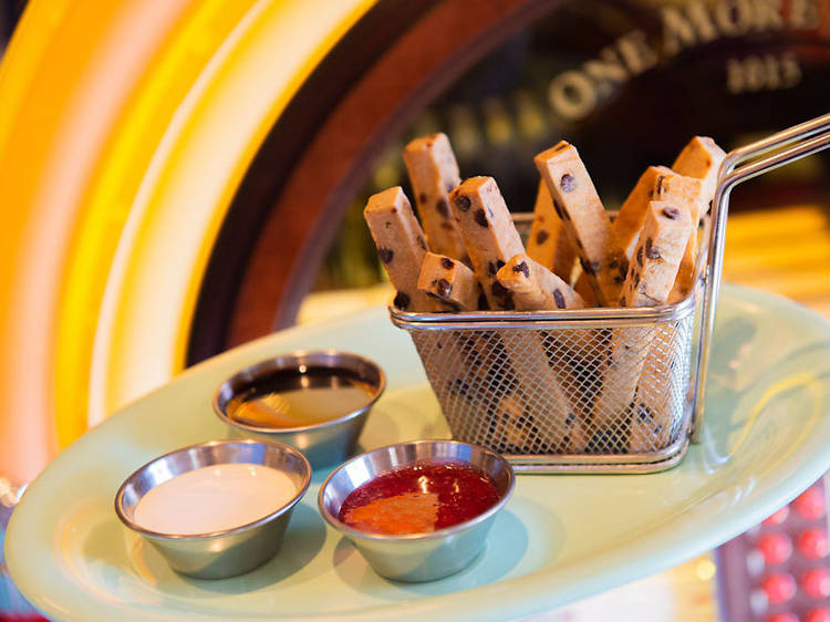 Disney World's cookie fries