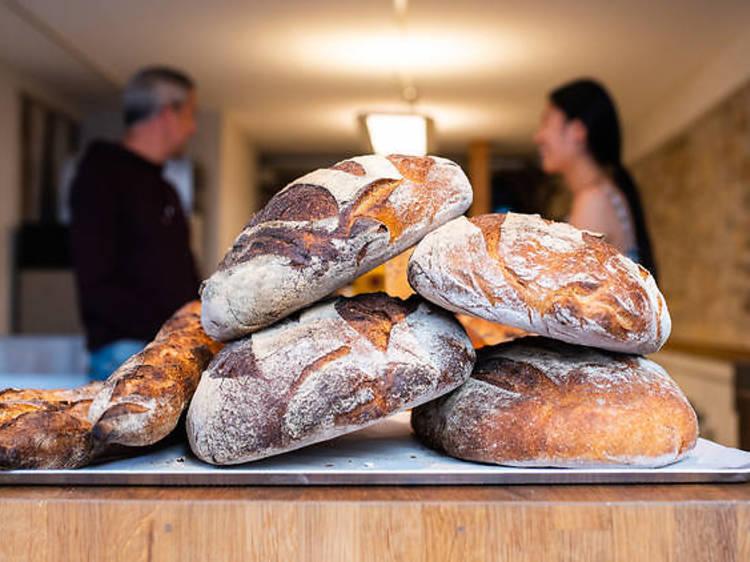 Se faire livrer l'une des meilleures boulangeries de Paris