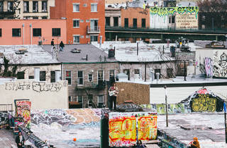 New York City roofs