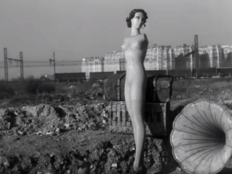 Le Sang des bêtes (1949) de Georges Franju