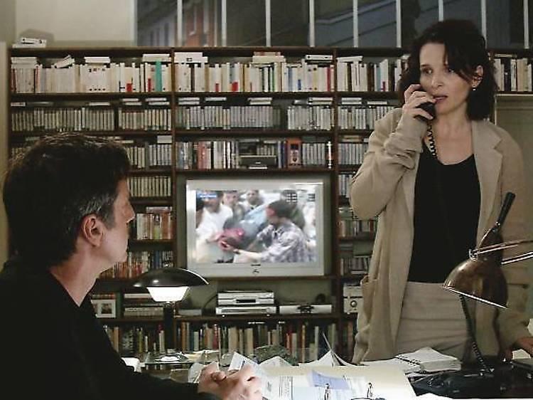 Caché (2005) de Michael Haneke