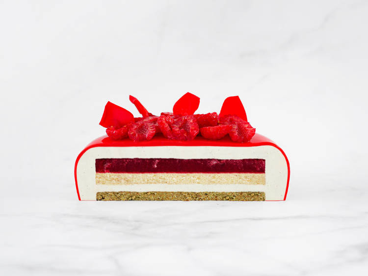 Dang Wen Li by Dominique Ansel desserts