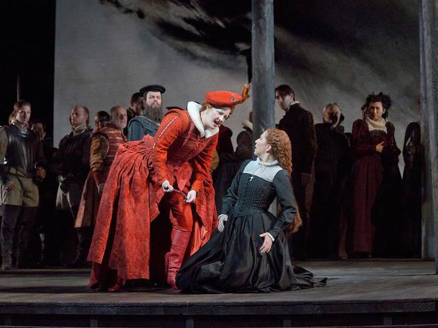 Maria Stuarda at the Metropolitan Opera