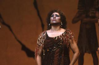 Leontyne Price in Aida at the Metropolitan Opera
