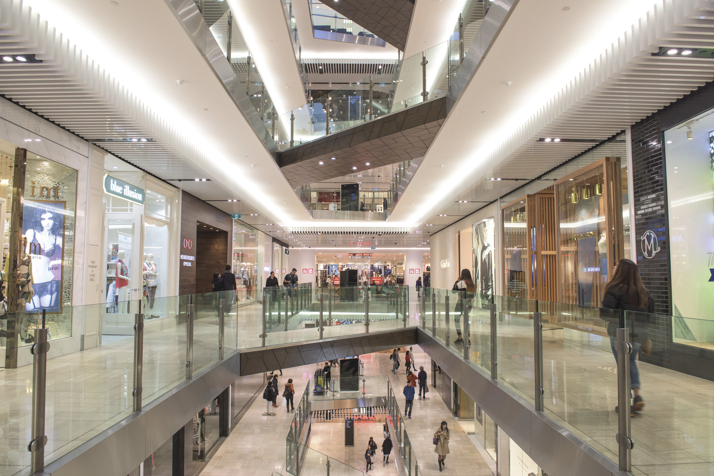 Multiple stores within Emporium Melbourne are reopening today