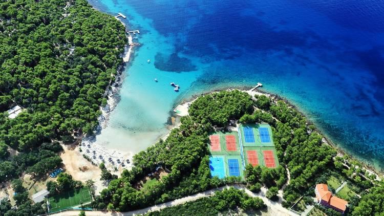 Pakostane bay, Zadar county