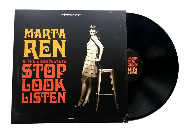 Marta Ren - Stop, Look, Listen