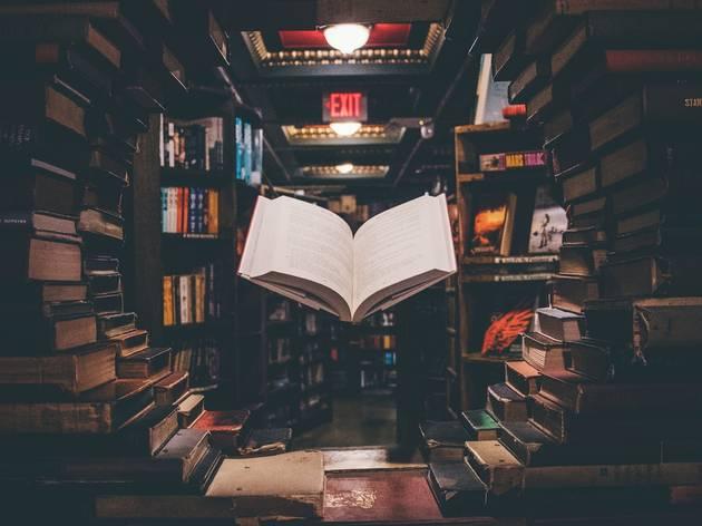 Livraria, Livros, Leitura