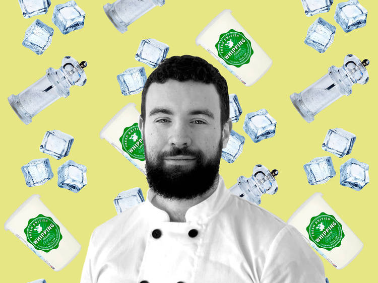 Three-Ingredient Recipe: Ricky Evans's butter from scratch