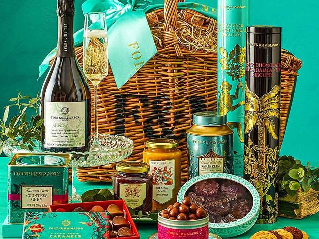 Fortnum & Mason hampers mother's day