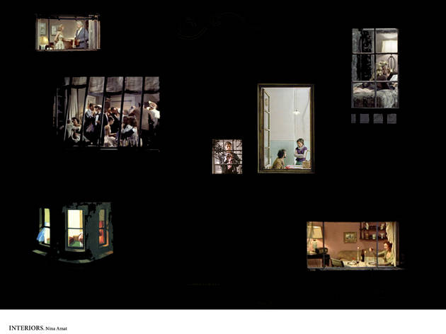 Nina Amat vai desenvolver o projecto 'Interiors'