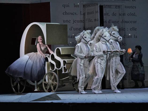 Joyce DiDonato in Cendrillon (The Metropolitan Opera)