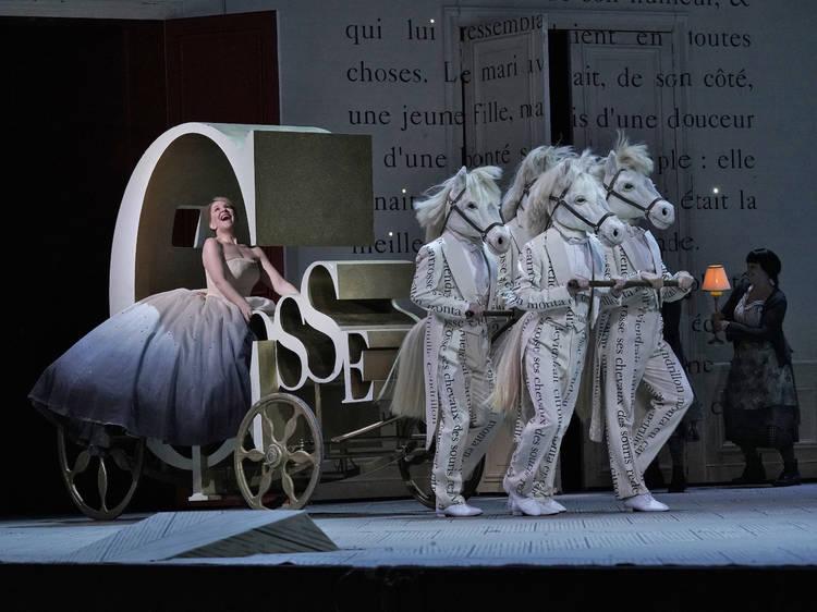Metropolitan Opera: Free Student Stream