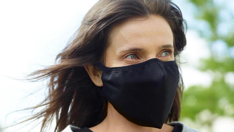 máscara, máscara reutilizável, moxad-tech, sonae, sonae fashion, covid-19, coronavírus