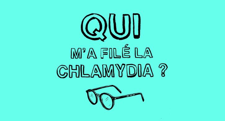 © Qui m'a filé la chlamydia - Nouvelles Ecoutes