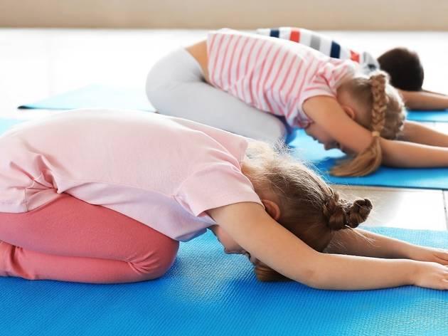Yomu, Mindfulness para niños