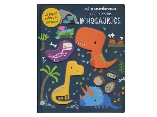 Mi asombroso libro de dinosaurios