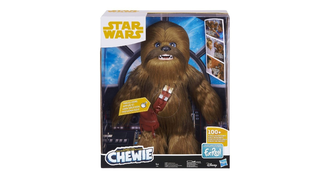 Furreal Friends Chewie Star Wars