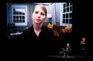 Chelsea Manning, Antidote 2018
