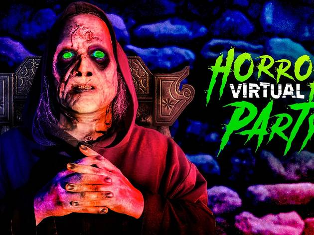 Horror Virtual Party