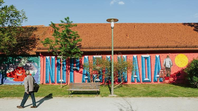 opatovina, murals, street art
