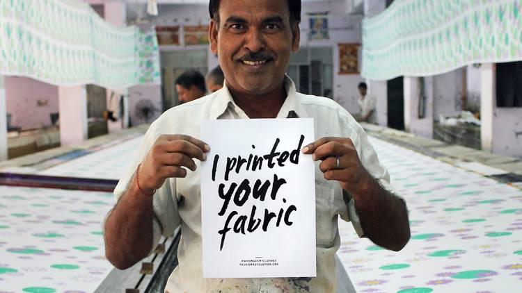 Projectos Sustentáveis, Fashion Revolution