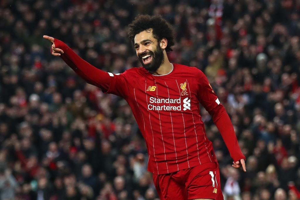 Premier League, Liverpool, Mo Salah