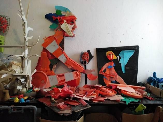Arte, Artista Plástico, Ricardo Nicolau de Almeida
