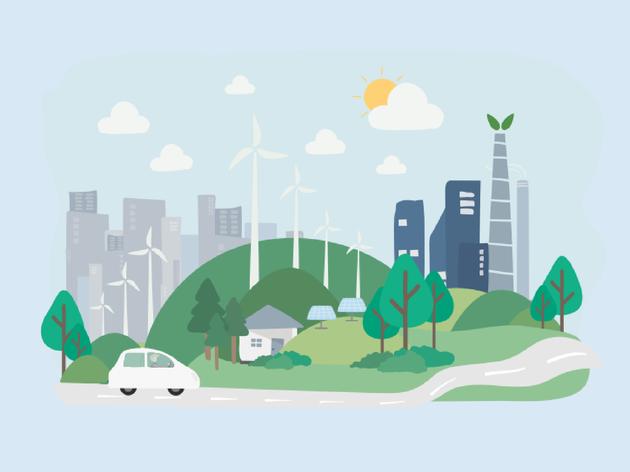 Ilustração, Onde pára a capital verde?