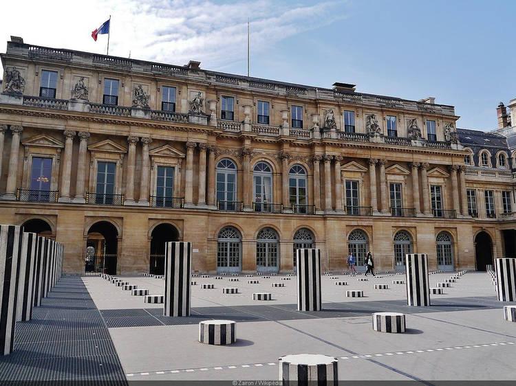 Les théâtres parisiens