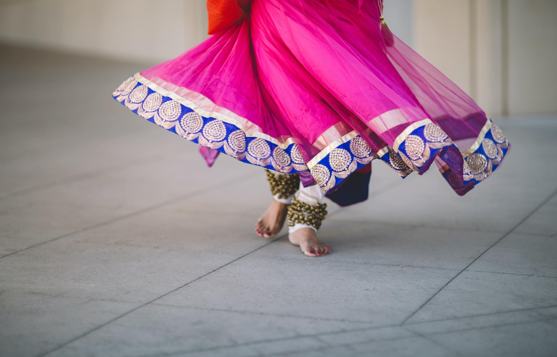 Dança Kathak