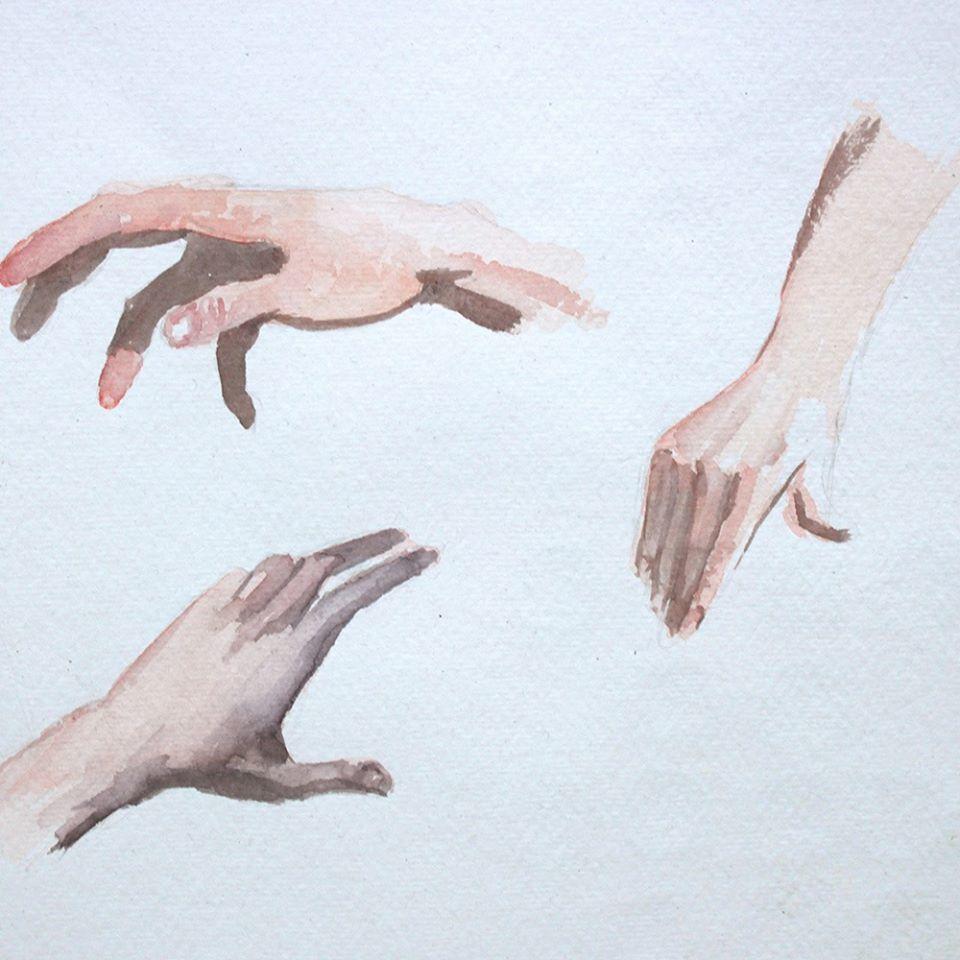 Saiba como misturar tinta e água para obter vários tons de pele