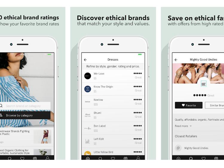 Dia 8: Good On You – Ethical Fashion