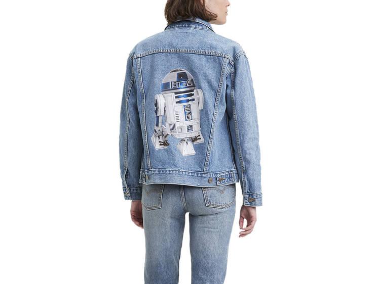 Chamarra R2-D2