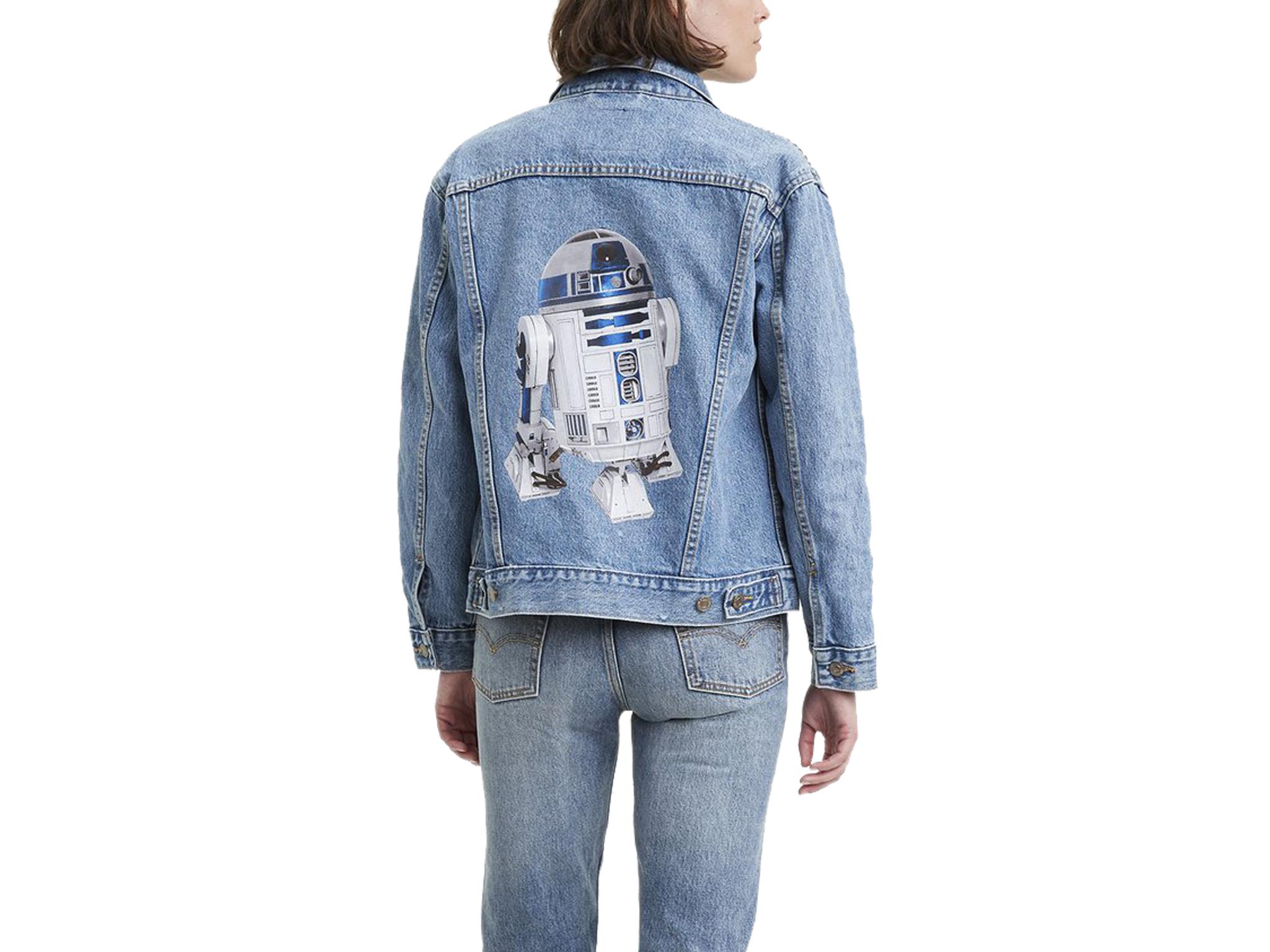 Chamarra de R2-D2 de Levi's