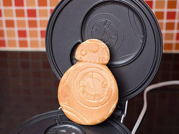 Wafflera de BB-8