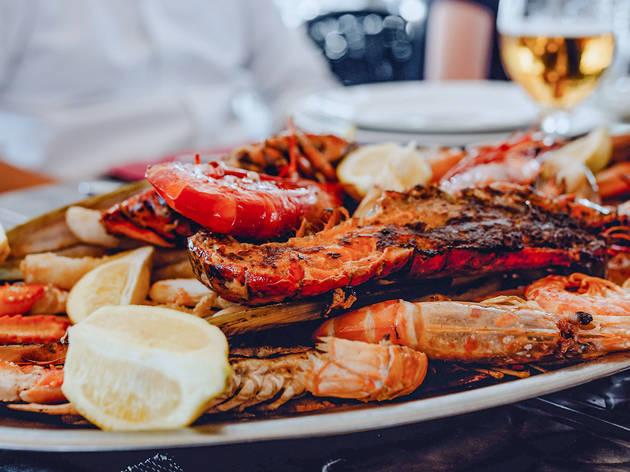 Seafood (generic)