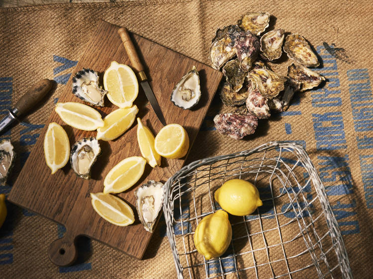 Oysters from East 33