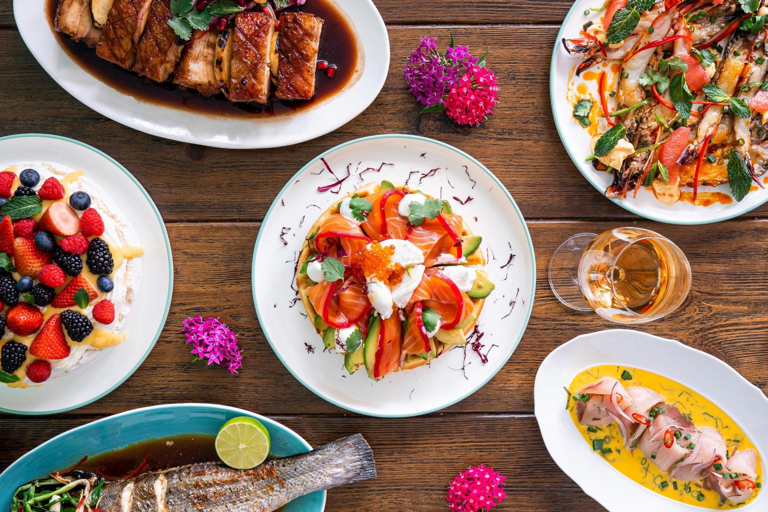 Best Mother's Day menus in Hong Kong