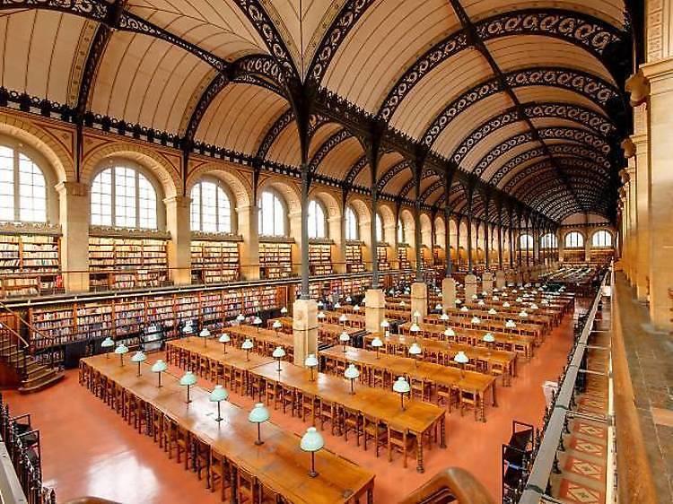 La bibliothèque numérique de Paris
